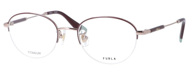 メガネ:フルラ(VFU526J)