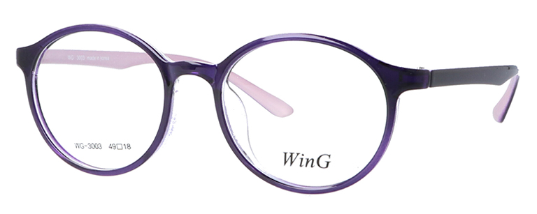 メガネ:WIN-G(WG3003)/クーポン使用で3,120 円~