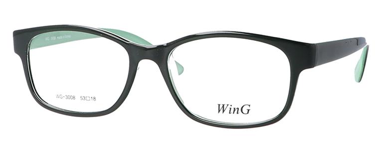 メガネ:WIN-G(WG3008)/クーポン使用で3,120 円~
